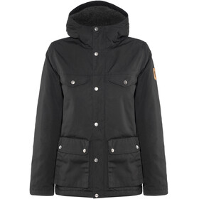 Fjällräven Greenland Winter Jacket Women Black